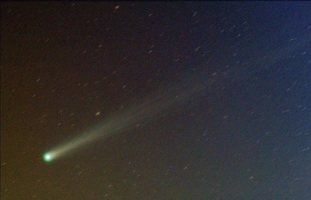 Imagen del cometa ISON  20 Nov