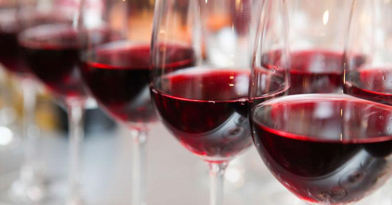 El vino tinto alarga la vida