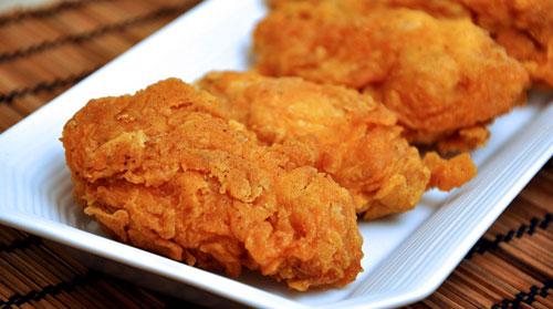 Como hacer KFC