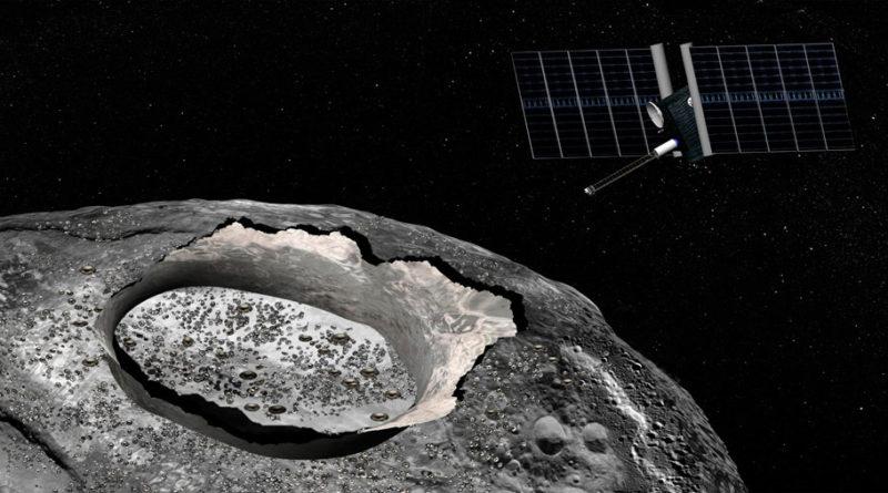 Un asteroide de puro metal en nuestro sistema solar
