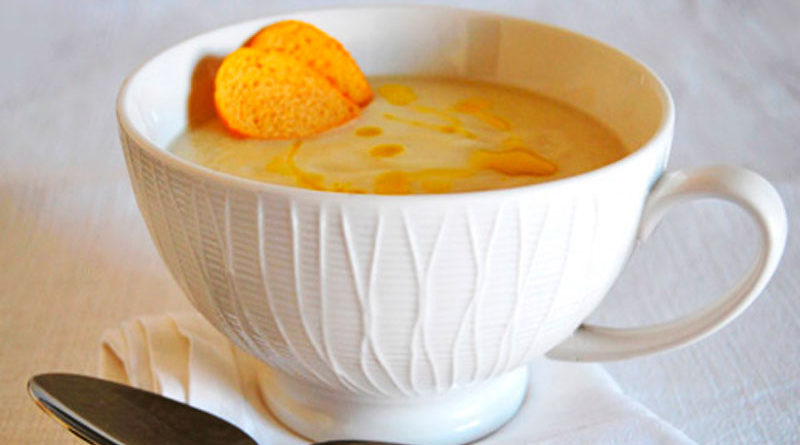 Crema Parmentier (potage Parmentier)