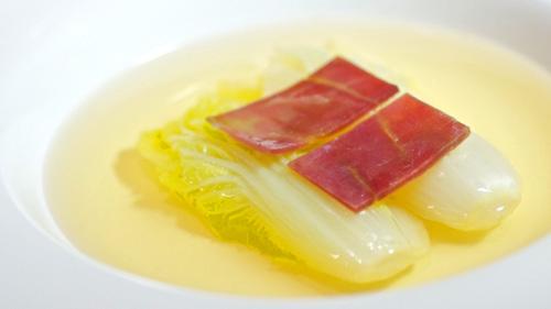 Repollo en agua clara, un clásico de la escuela china, una receta legendaria