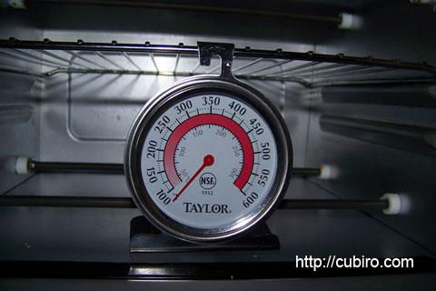 termometro de horno taylor