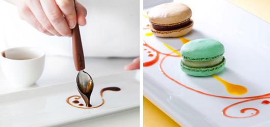 6 recetas de salsas y coulis para emplatar for Decoracion de platos gourmet pdf