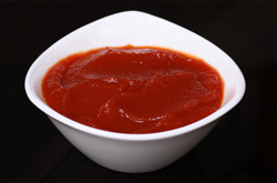 Como hacer salsa de tomate picante