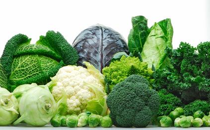 vegetales cruciferos