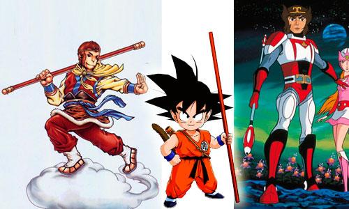 Gokú, el Rey Mono y Galáctico son primos... los orígenes de Dragon Ball