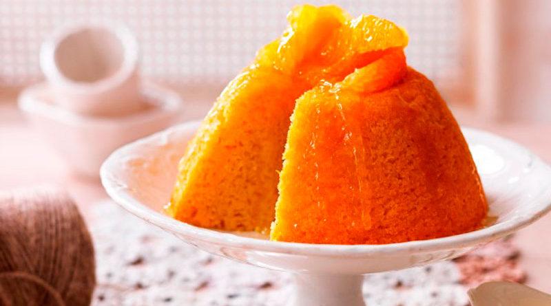 Cómo hacer Pudín de Naranja