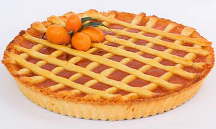 tarta de kumquats, kumquats tart