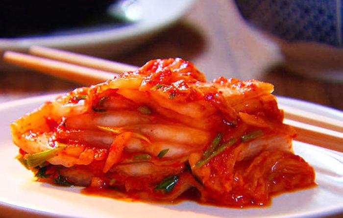 Como hacer kimchi o col fermentada