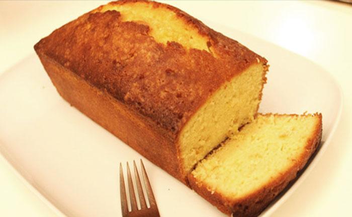 Cómo hacer el panqué o keke perfecto