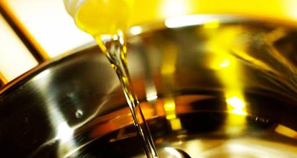 Truco para comprobar la temperatura del aceite para freír