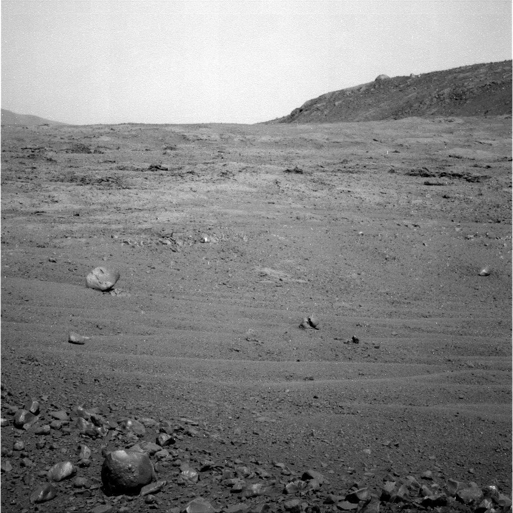 ¿Qué es esto fotografiado por el Oportunity en Marte ...