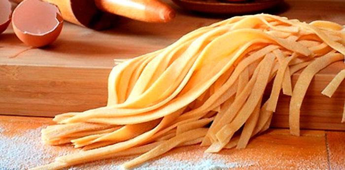 Cómo hacer nuestra propia pasta, pasta casera