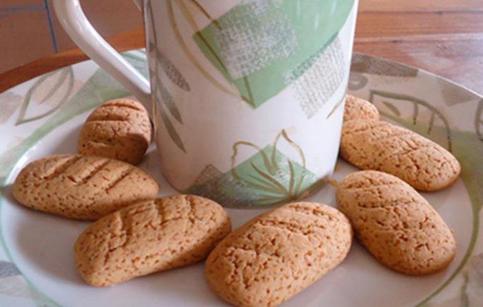 Merceditas cookies