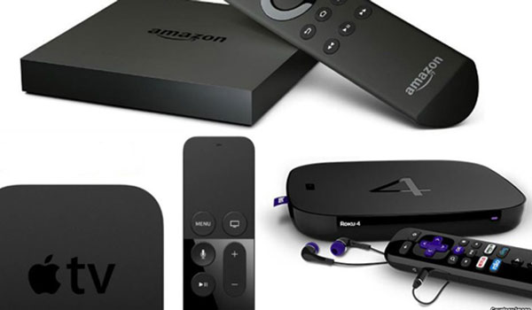 Los mejores dispositivos streaming Tv 2016