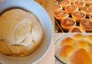 Cómo hacer masa para pan dulce, cinnamon rolls y golfeados