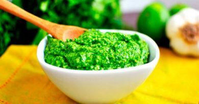 Cómo hacer salsa pesto