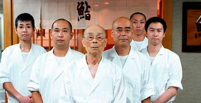 Sukiyabashi Jiro, el mejor restaurante sushi del mundo