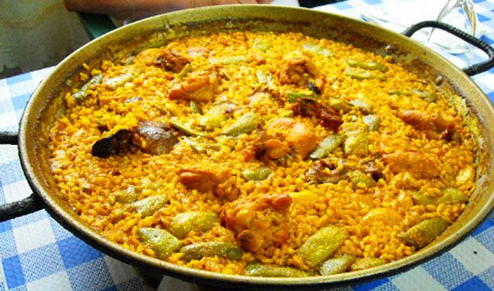 La auténtica Paella Valenciana