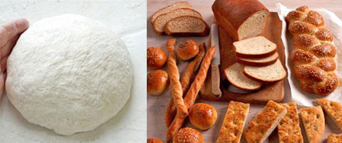 Cómo hacer pan salado