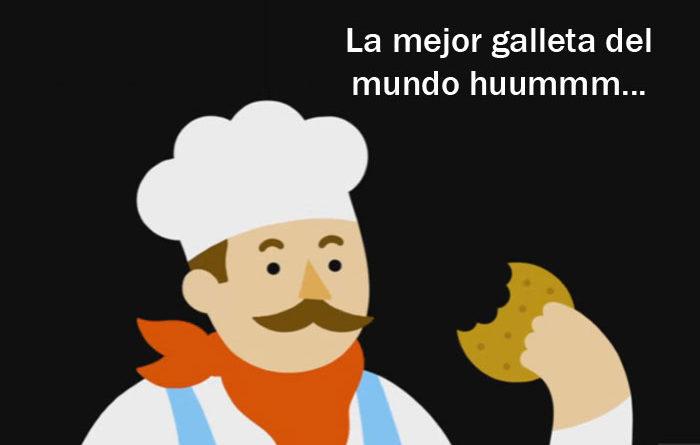 La ciencia detrás de las galletas perfectas