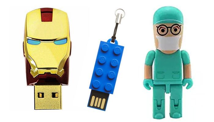 Geniales memorias USB