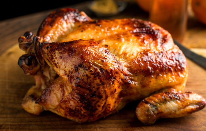 Donde comer pollo asado en lima