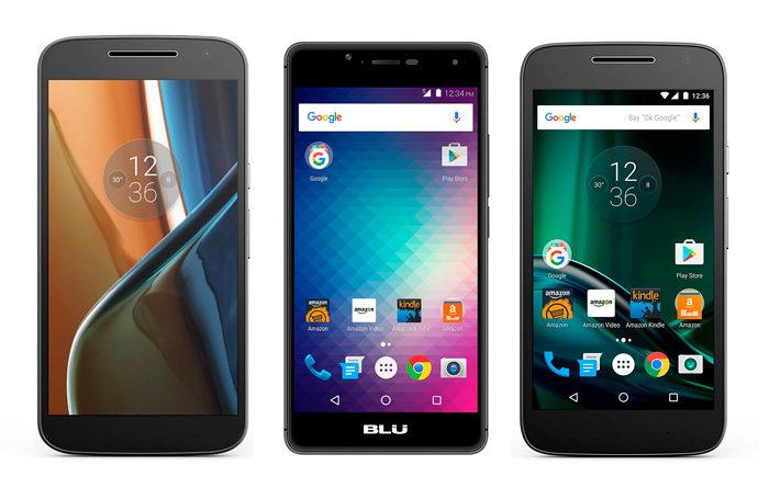 los mejores móviles por menos de 200 €