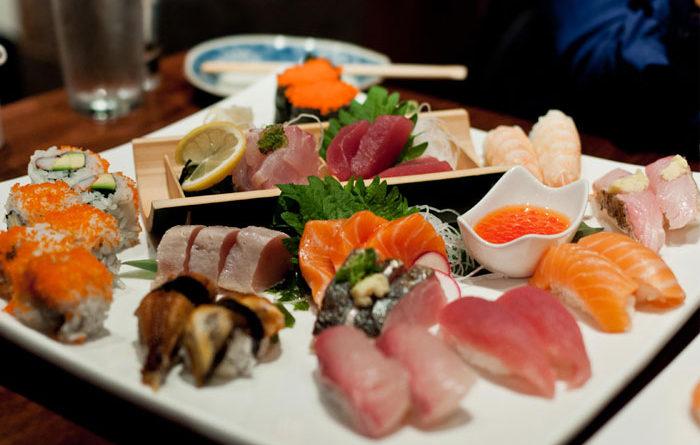 5 clases de sushi en 5 videos