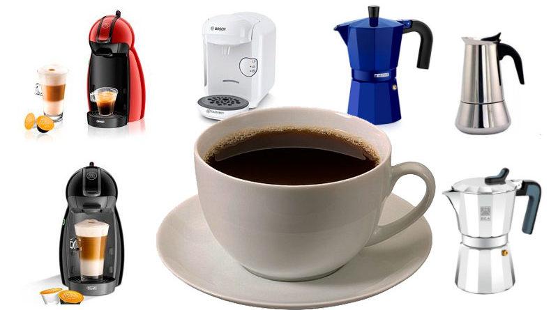 ¿Cómo quieres tu café? Cafeteras de inducción y de cápsulas