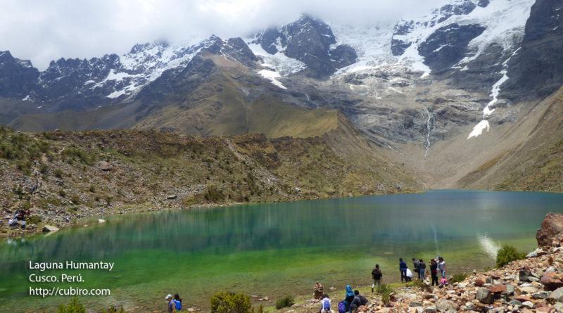 Imagenes de Cusco, laguna Humantay