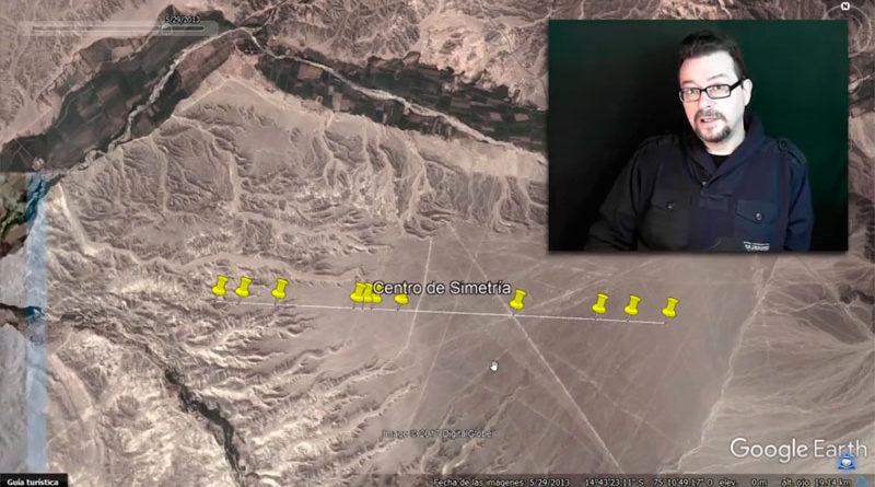 Nuevo descubrimiento en las Lineas de Nazca diciembre 2017