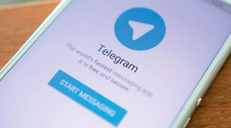 Cómo usar telegram y sus bots