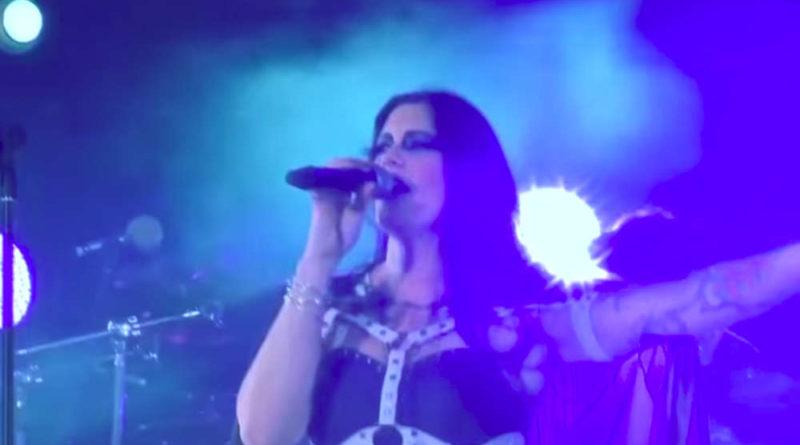 Concierto de Nightwish en el Ratina Stadion Tampere Finlandia