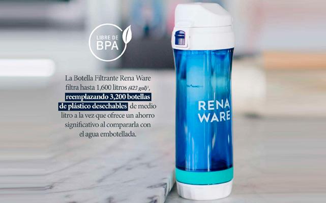 botellas purificadoras de agua