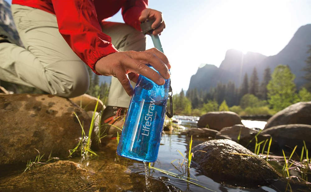 Las mejores botellas purificadoras de agua 2019, alimentos para comer durante caminatas