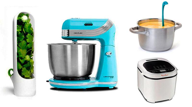 Los mejores utensilios de cocina 2018