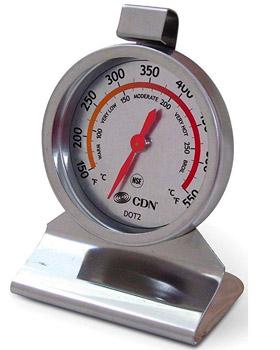Los mejores termómetros para horno. Los mejores termómetros para horno