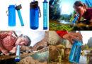 Los mejores filtros de agua portátiles 2019