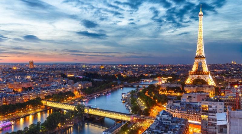 Mapa de hoteles en París, y precios