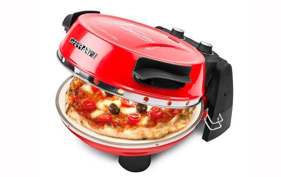 Geniales mini hornos para pizza