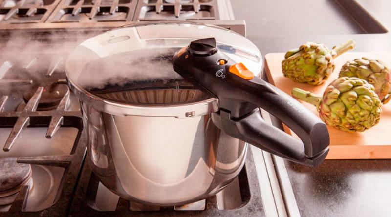 ¿Cómo funcionan las ollas a presión?