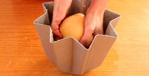 como hacer pandoro