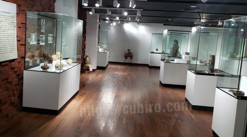 Una visita al Museo de Chincha