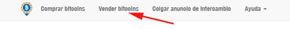 vender Bitcoin en Localbitcoins