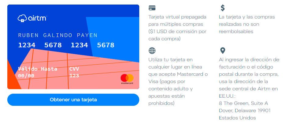las mejores tarjetas de crédito virtuales