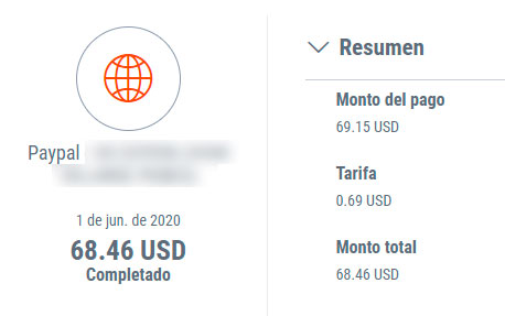 Using Payoneer in Perú