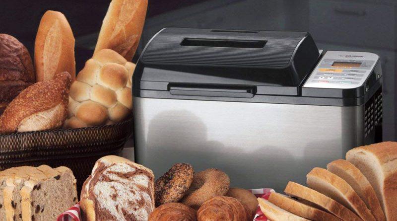 Las mejores máquinas de hacer pan