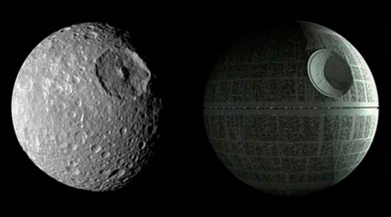 Japeto, la luna más misteriosa del Sistema Solar